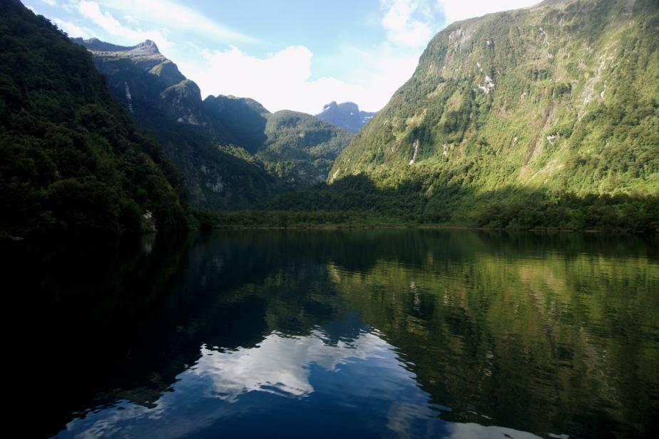 Doubtful Sound – ursprüngliche Wildnis & der kraftvolle Moment derStille