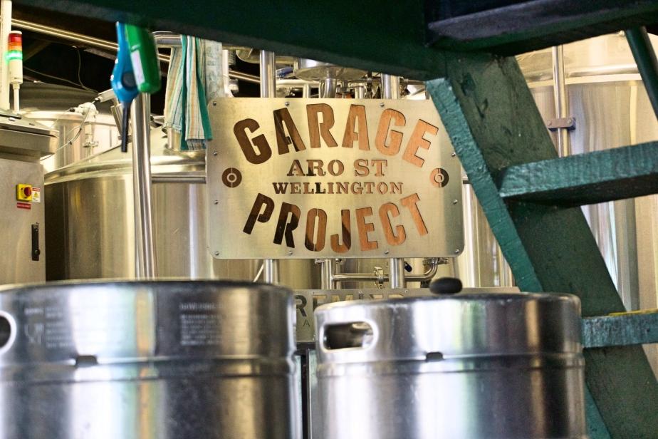 Garage Project – Hopfen und Malz, statt Benzin undDiesel